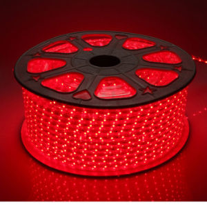 Flexible 3014 LED Strip 220V High Voltage 120LEDs/M