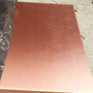Copper Sheet Cathodes, Copper Plate Ofhc 99.95 pictures & photos