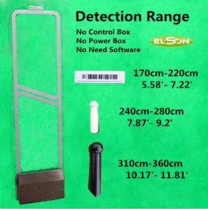 High Sensibility Acryli EAS Acoustic Alarm Mono Security Gate pictures & photos