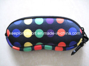 Full Color Pritning Neoprene Glasses Case