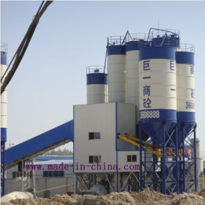 180m3/H Siemens PLC Control Concrete Mixing Plant pictures & photos