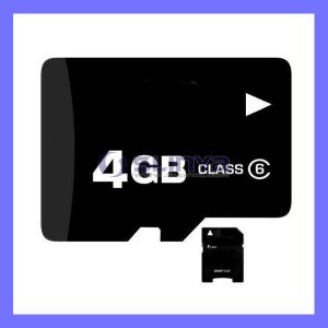 4GB Memory Card High Speed TF Card for Cell Phone Memory Card Micro SDHC Card pictures & photos