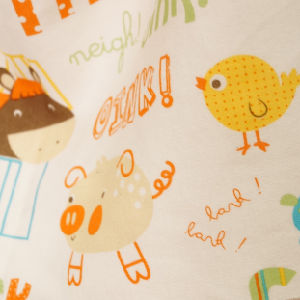 Knitted Fabric Printing for Baby pictures & photos