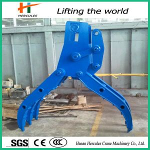 CE-Excavator Wood Grab for 20ton Machine pictures & photos