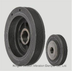 Crankshaft Pulley / Torsional Vibration Damper for Peugeot 0515. J9 pictures & photos