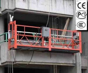 Zlp800/630 Suspended Platform /Basket Lifting Platform pictures & photos