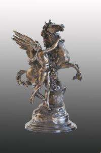 French Bronze Sculpture - Pegasus (Article No.: 3101)