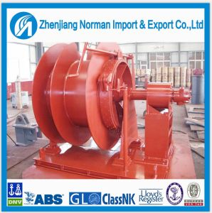High Quality Marine Steel Cable Winch (Type NM-28) pictures & photos