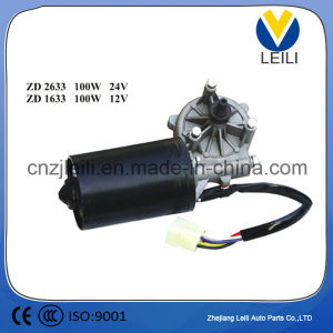 China Supplier Sales Windshield Wiper Motor for Bus pictures & photos