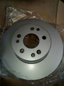 China Manufacturer Auto Brake System Rear Brake Rotor for Mazda pictures & photos