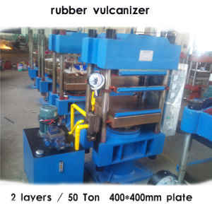 Hydraulic Rubber Molding Press Machine pictures & photos
