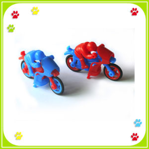 Plastic Promotional Motorcycle Toy