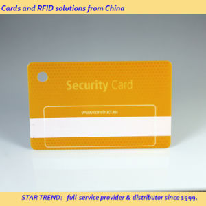 PVC Card Factory in China pictures & photos