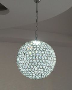 Modern Crystal Ball Chandelier Lamp (WHP-988) pictures & photos