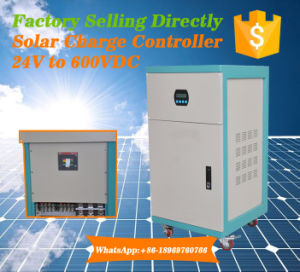 off Grid Inverter System 360V-200A Solar Controller-Gel Battery Charger pictures & photos
