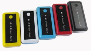 4400mAh Power Bank for iPhone Smart Phones Jy-011A