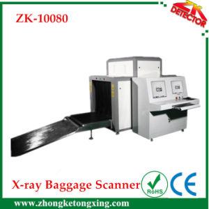 X-ray Screening System for Baggage Inspection Zk-10080 pictures & photos