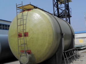 GRP Filament Winding Storage Tanks pictures & photos