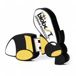 Unique Honeybee USB/ Custom PVC USB pictures & photos