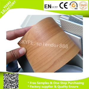 3.5mm, 4.5mm PVC Floor Wooden Color Flooring Plank pictures & photos