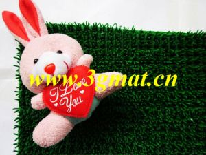 2017 Hot Selling PVC Grass Mat (3G-CM2515B) pictures & photos