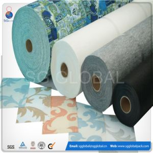 100% Polyester Needle Punch Nonwoven Fabric in Roll pictures & photos