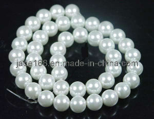 Fashion Costumer Jewelry Glass Pearl