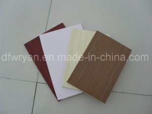 1220*2440 Colorful Melamine Coated Plywood pictures & photos