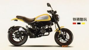 New Mini Cafe Motorbike 125cc, Ape 100 100cc, 125cc pictures & photos