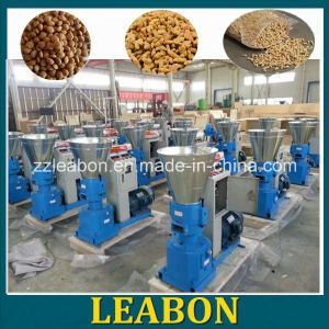 Homeused Flat Die Poultry Feed Pellet Machine pictures & photos