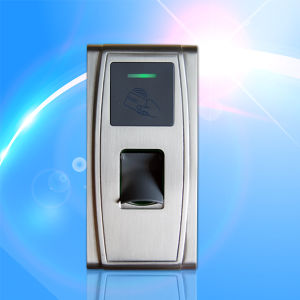Weatherproof Fingerprint Access Controller with Built-in ID Card Reader pictures & photos