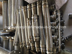 Ss Flexible Metal Hose with Female Male Fittings pictures & photos