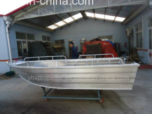 CE Certificated Aluminum Material Marine Boat for 3.7 Meter Marine Boat in Big Sea pictures & photos