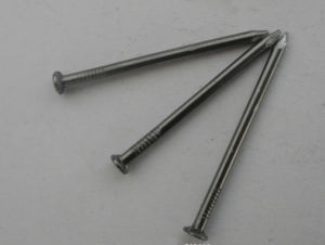 Iron Flat Head Nail Polished Construction Common Nail pictures & photos