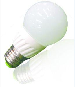 Ceramic 3W LED Bulb