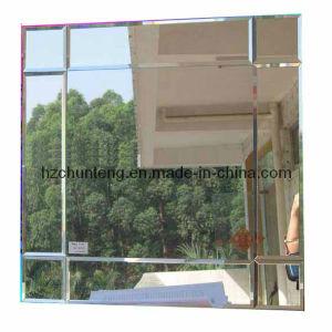 Decorative Silver Mirror (CT-31)