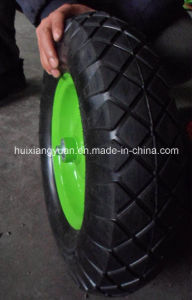 Rubber Pneumatic Wheel for Wheelbarrow, Tool Cart and Hand Trolley