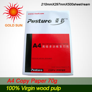 Office 70GSM A4 Copy Paper (CP0014) pictures & photos
