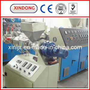 Plastic Pipe Color Making Extruder pictures & photos