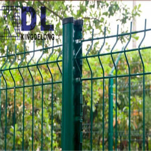 PVC Coated Curvy Welded Fence pictures & photos