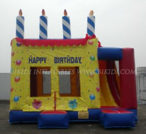 Inflatables Bouncy Castles for Birthday Parties (B3024) pictures & photos