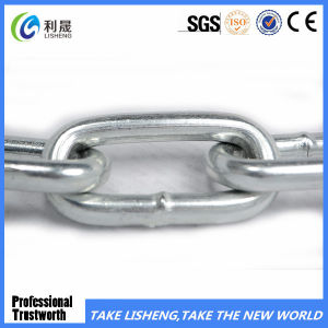 Ordinary Mild Steel Long Link Chain / Anchor Chain pictures & photos