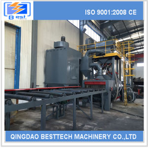 99.9% High Efficiency Beam Steel Shot Blast Machine pictures & photos