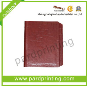 Customized PU/PVC Cover Notebook (QBN-1451)