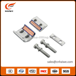 APG Capg Copper Aluminum Parallel Groove Clamp pictures & photos