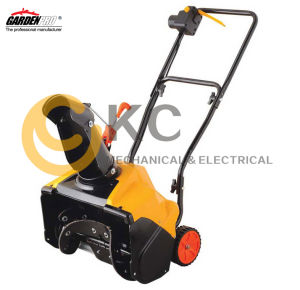 Electric Snow Thrower in Portabl Design (KCE18-A) pictures & photos