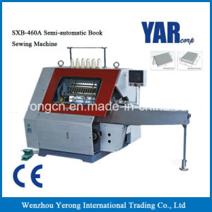 Best Price Sxb-460A Semi-Automatic Book Packing Machine with Ce pictures & photos