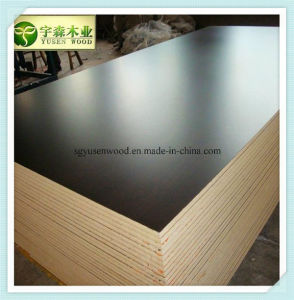 Concrete Plywood / Shuttering Plywood/ Film Faced Plywood for Form Work pictures & photos