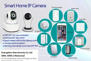 IP GSM Camera with Home Automatic Applliance Control (ES-88-GIW) pictures & photos