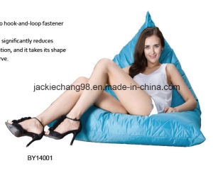 Quilted 420d Polyester Oxford Beanbag Cover pictures & photos